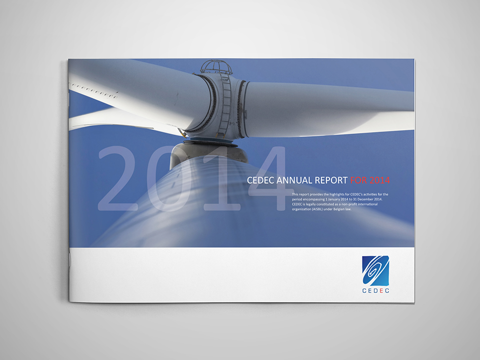 CEDEC_annual report 2014_cover