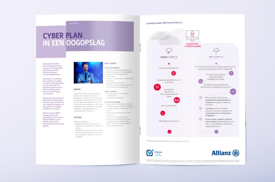 Cyber Plan Allianz