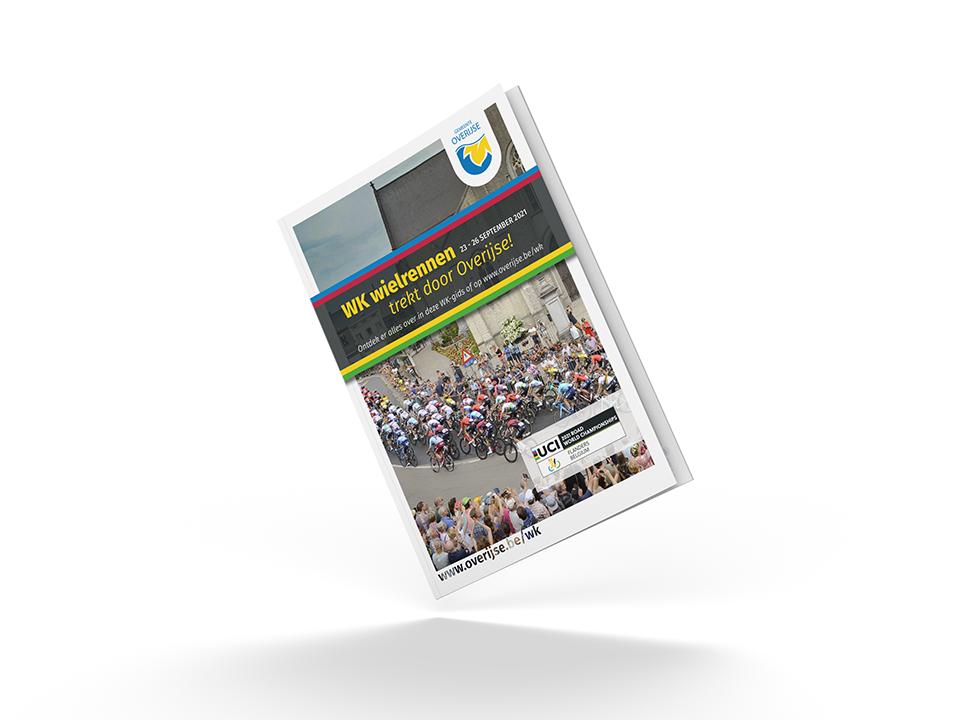 WK wielrennen 2021 brochure