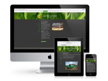 Website Van Lancker