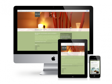 Website Skin Esthetiek