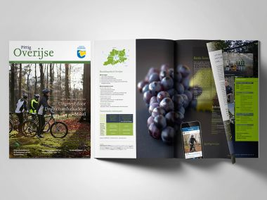 Toeristisch magazine Pittig Overijse