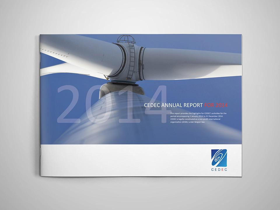 CEDEC_annual report 2014_cover