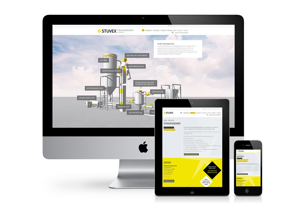 website stuvex