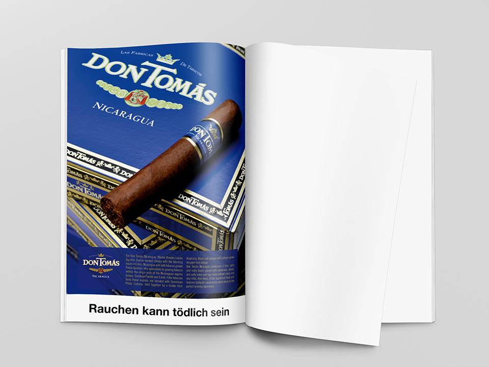 MagazineAd_DonTomas_Nicaragua
