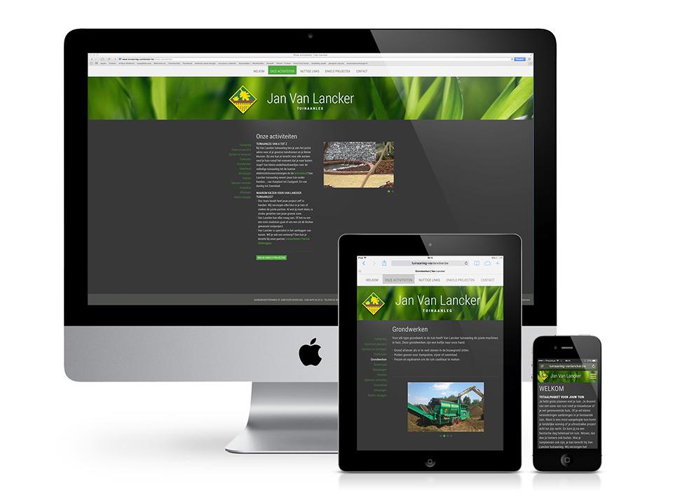 Website Van Lancker