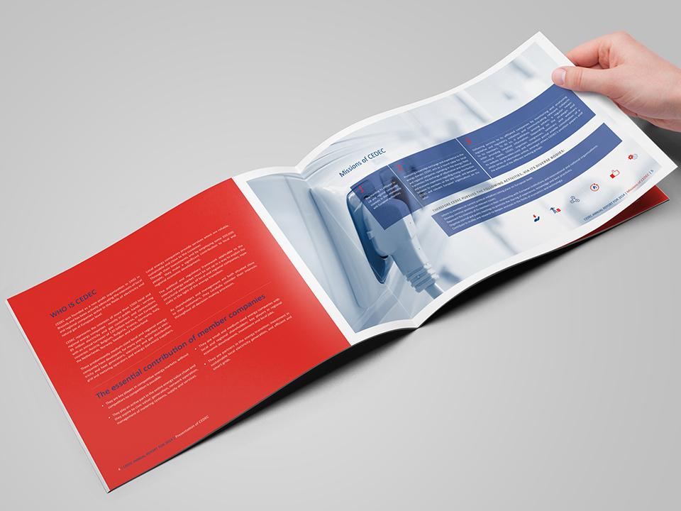 Jaarverslag CEDEC 2014